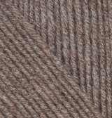 240 светло-коричневый меланж