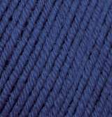 444 ярко - синий