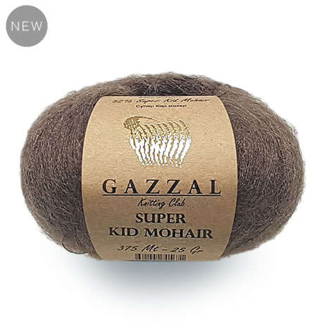 GAZZAL SUPER KID MOHAIR
