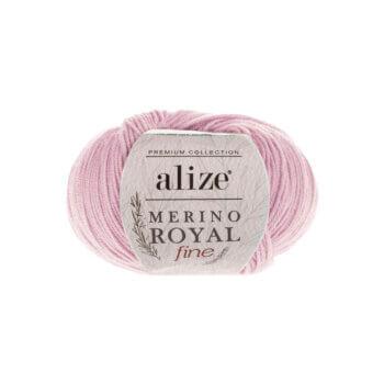 MERINO ROYAL FINE-31-светло – розовый