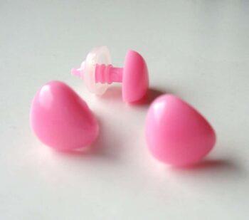 нос розовый